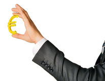 Комплект рук businessmans Стоковая Фотография