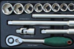 Комплект ручного резца Стоковые Фотографии RF