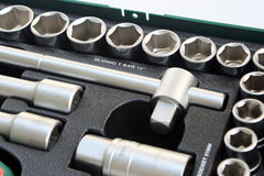 Комплект ручного резца Стоковое фото RF