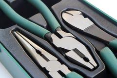 Комплект ручного резца Стоковая Фотография RF
