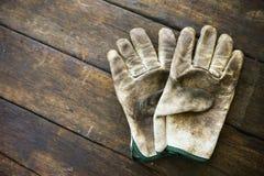 Комплект ручных резцов или инструменты работы предпосылка комплекта, инструменты в работе индустрии для общей работы или трудная  Стоковое фото RF