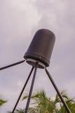Комплект спутникового ресивера Стоковое фото RF