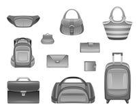 Комплект сумки Стоковое фото RF