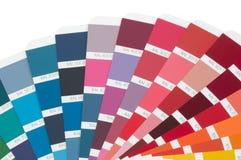 Комплект цвета Стоковое фото RF