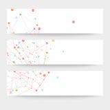 Комплект цифровых предпосылок для сообщения, бесплатная иллюстрация