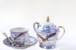 Комплект чая Китая Стоковое фото RF
