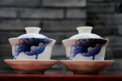 Комплект чая Стоковое Изображение RF