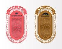 Комплект шаблона плана вектора infographic Прочешите части, вертикальное знамя с значками дела и элементы дизайна Стоковое фото RF