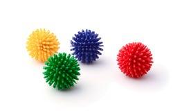 Комплект шариков для котов Стоковая Фотография RF