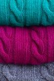 Комплект шерстяных одежд Стоковое Фото