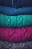 Комплект шерстяных одежд Стоковое Изображение