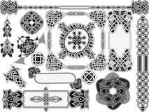 Комплект элементов дизайна Стоковая Фотография