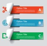 Комплект элементов infographics Стоковое Фото