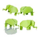 Комплект Origami Стоковые Фото