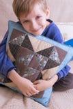 Комфорт кожуха подушки Стоковое Изображение RF