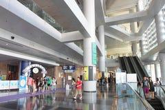 Конвенция Гонконга & центр выставки Стоковая Фотография RF