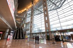 Конвенция Гонконга Стоковое фото RF