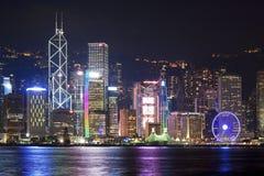 Конвенция и выставочный центр Гонконга стоковые фотографии rf