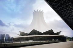 Конвенция и выставочный центр Naning Стоковое фото RF