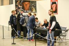 Конвенция научной фантастики в Гётеборге 2017 Стоковая Фотография