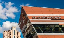 конвенция центра adelaide Австралии Стоковое Изображение RF