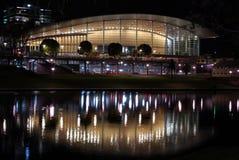 конвенция центра adelaide стоковое изображение