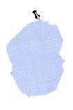 конвертная бумага зажима Стоковые Фото