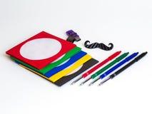Конверты для дисков Стоковое Изображение