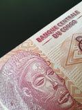 Конголезский франк стоковое фото