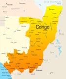 Конго бесплатная иллюстрация