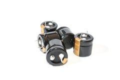 конденсаторы Стоковые Изображения RF