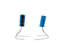 конденсаторы Стоковые Фото