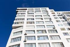 кондоминиум здания самомоднейший Стоковая Фотография RF