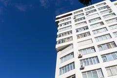 кондоминиум здания самомоднейший Стоковое Изображение