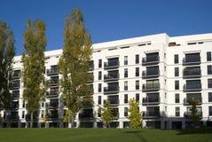 кондоминиум здания Стоковая Фотография RF