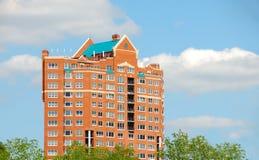 кондо комплекса апартаментов Стоковое Фото