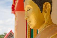 Конец Будды вверх рядом с Стоковое фото RF
