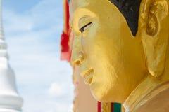 Конец Будды вверх рядом с Стоковая Фотография RF
