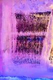 Конец-вверх блока льда в парке Стоковая Фотография RF
