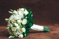 Конец-вверх букета свадьбы стоковая фотография