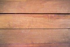 Конец-вверх деревянной планки на стене как текстура стоковое фото