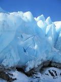 Конец-вверх ледника Portage Стоковое Фото