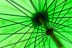 Конец-вверх зонтика Стоковое Изображение