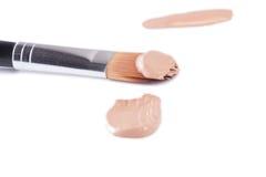 Конец-вверх карандаша concealer состава Стоковые Изображения