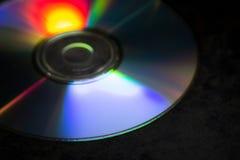 Конец-вверх компакт-диска Стоковые Фотографии RF