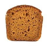 Конец-вверх куска хлеба Брайна стоковое изображение