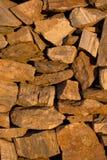 Конец-вверх кучи античных камней Стоковое Фото