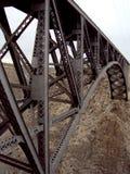 Конец-вверх моста Стоковое Изображение
