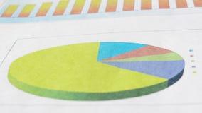конец вверх обои вектора диаграммы дела безшовные Фото с местом для текста Стоковое Изображение RF
