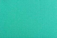 Текстура предпосылки ткани бирюзы Стоковые Изображения RF